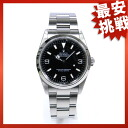 ROLEX MEN 114270 Explorer watch