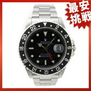 ROLEX GMT-Master MEN'SRef.16700 SS watch for men