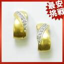 SELECTJEWELRY diamond earring K18 trinkets