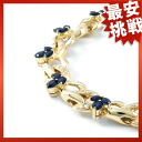 Sapphire / diamond necklace K18 NC