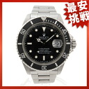 16610 ROLEX MEN'S submarina SS clocks