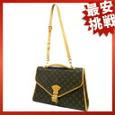 LOUIS VUITTON Beverly M51121 business bag monogram canvas is unisex
