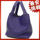 HERMES ピコタン rock PM handbag ladies fs3gm