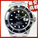 ROLEX Submariner 16610 SS watch
