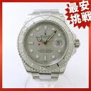 ROLEX MEN'S16622 ヨットマスターロレジウム SS/PT watch men
