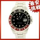ROLEX16710 GMT master watch SS men