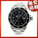 16610 ROLEX submarina watch SS men