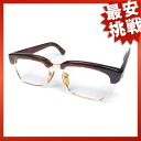 SELECT JEWELRY tortoiseshell glasses K18 Lady's
