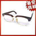 SELECT JEWELRY tortoiseshell glasses K18 ladies