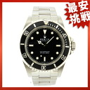 ROLEX14060 Oyster Perpetual Submariner watch SS men