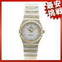1277-75 OMEGA コンステレーション watch SS Lady's