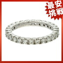 SELECT JEWELRY diamond ring K18 white gold Lady's ring fs3gm