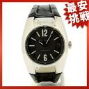 BVLGARI Ergon EGW35G watch K18WG / leather men's