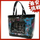 SEE BY CHLOE clear D bag tote bag
