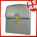 Handbag Lady's with the ostrich2way bag coin case