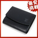 LOUIS VUITTON 12, Porto Cal advantageous lady M63472 カードケースエピメンズ
