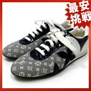 LOUIS VUITTON モノグラムミニラン sneakers leather / canvas Womens