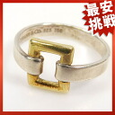 TIFFANY & co... square motif rings ladies ring