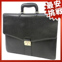 Salvatore Ferragamo documents case business bag leather men fs3gm