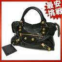 BALENCIAGA the ジャイアントシティ handbag leather ladies