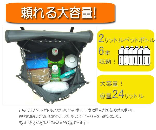 レビューを書いて送料無料!買い物に便利でかわいい水玉柄ショッピングカート