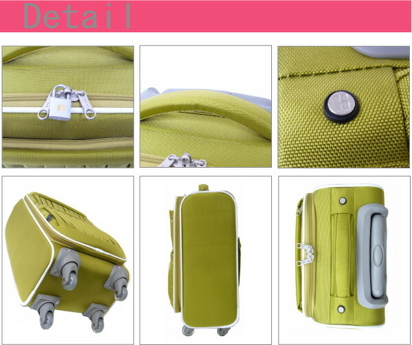 The pleats suitcase travel case that hideo wakamatsu light weight & is stylish