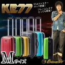Suitcase 'KE77' medium M size trunks carry case travel bag EMINENT TSA fastener suitcase