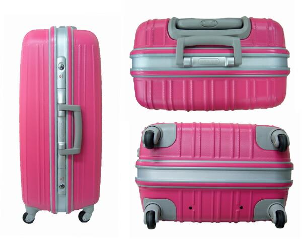中型 Mサイズ 3泊 4泊 5泊 スーツケース キャリーケース キャリーバッグ キャスターバッグ トランク 旅行かばん