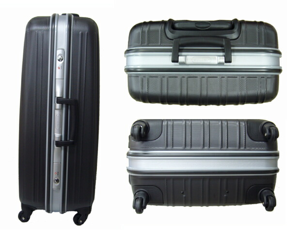 Large-scale suitcase wash