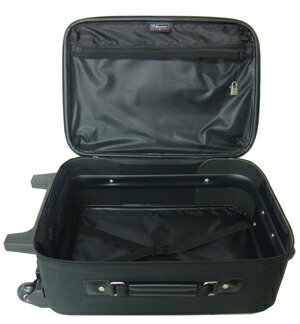 Carry case interior decoration