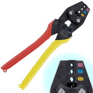 Marvel Crimping Tool Hand Press Naked Crimping Terminal Sleeve Mh-3S   eBay