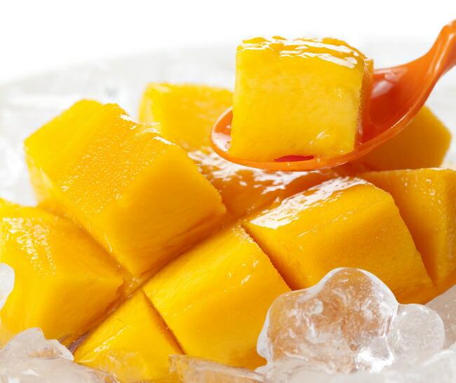 マンゴーの旬はいつ?種類ごとにおいしい時期があった!