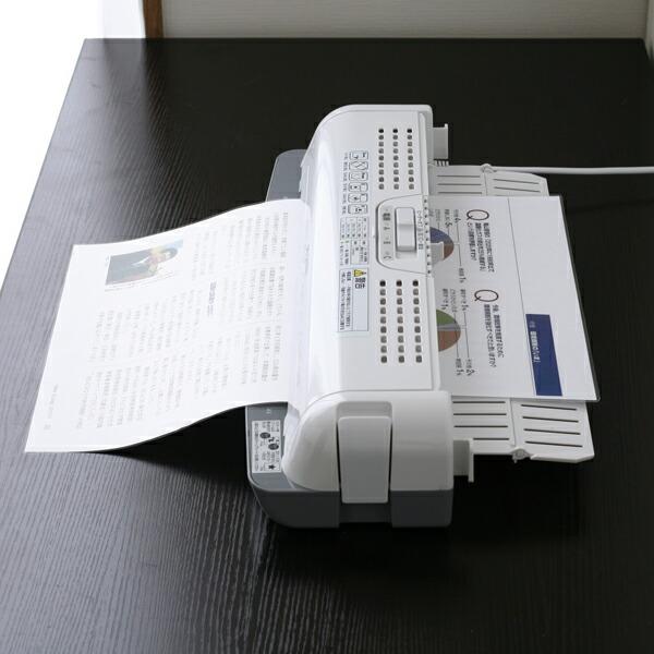 ラミネーター LTA32W(A3対応) 白/灰 アイリスオーヤマ