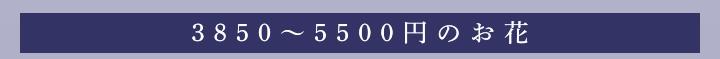 3500〜5000円代