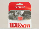 Wilson (Wilson) PRO FEEL PLUS (vibration stop) Red WRZ527800-RD ● ●