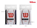 ( Wilson ) Wilson PRO OVERGRIP pro grip over 30 books with WRZ4023 ● ●