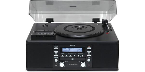 TEAC LP-R550USB-B  売れてます!