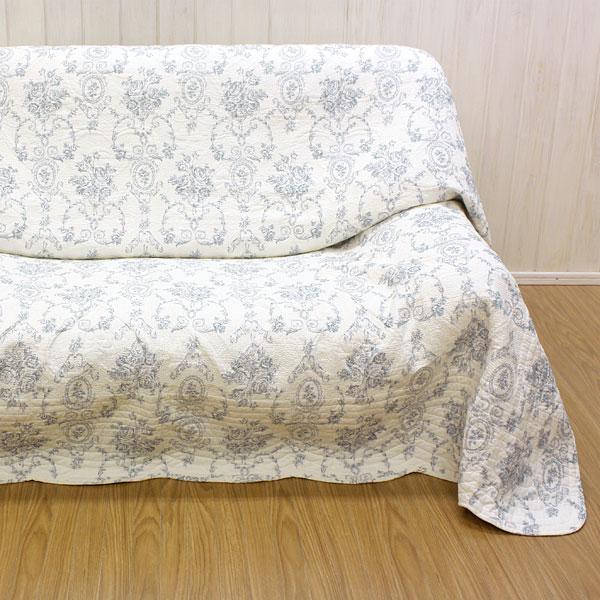 小花&リボン刺繍コースター