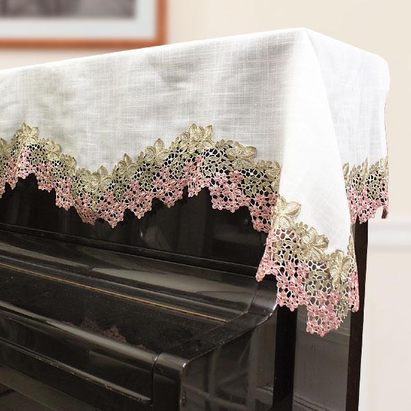 ミモザレースのピアノカバー