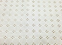 Cotton net catwalk circle lace cloth off [04G20-08]