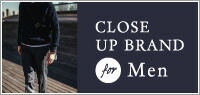 CLOSE UP BRAND for Men �إ饰�����������åդ��������󥺥����ƥ�