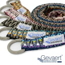 The ring belt which features few colourfulness other than the design which ring belt GEVAERT belt Gewalt ring belt Belgium belt shaggy W ring knitting includes★