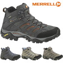 "MERRELL? s ladies."",""10% off""(Merrell) MOAB MID GORE-TEX XCR モアブミッドゴア TeX Beluga ダークタン grey dune Gore-Tex waterproof. Can walk and stable in the strong grip! Shoe trekking boots climbing shop"