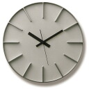 Fall living-supporting sale! Point 10 times!  Lemnos ( Lemnos ) インテリアク rock edge clock