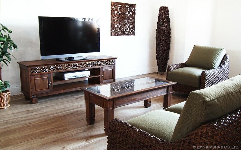 @CBiの家具はインドネシアの自社工場で生産しています。当社の専門分野において自らデザインから販売までを一貫して行う事で、丈夫で長持ちするよい素材を使用しつつ、お買い求めやすい価格を実現しています。