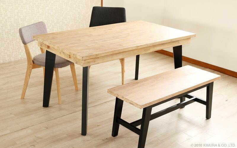 北欧スタイルなおしゃれな食卓にぴったりな椅子