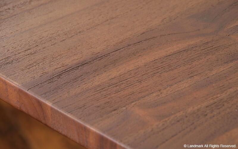 チーク無垢木インテリア 天板