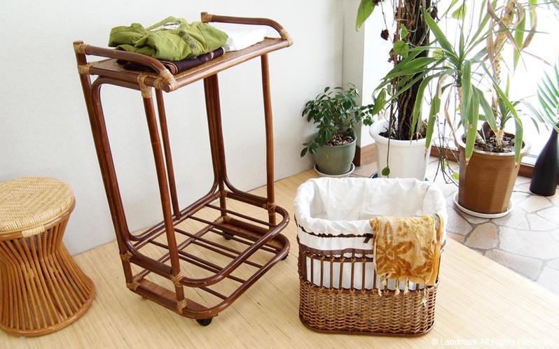 ラタン 籐 木製 インテリア 家具