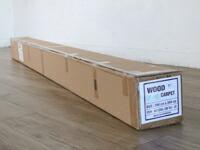 ウッドカーペット 梱包サイズ