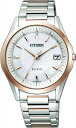 ! Citizen exceed Ref:AS7094-68 W mens watch brand new with people like silver / pink gold